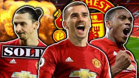 Could Griezmann & Martial Mean The End For Zlatan?! | W&L