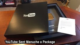 YouTube Sent Me A PACKAGE