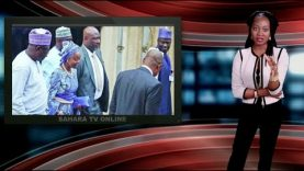 Keeping It Real With Adeola -175 (Saraki's Wife Storms EFCC With 5 Senators & 20 Reps)