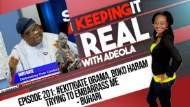 KIRWA Ep: 201 (#Ekitigate Drama, Boko Haram Trying To Embarrass Me – Buhari)