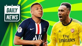 Man United's WORST ever EPL start + Mbappe returns to the UCL! ► Daily News