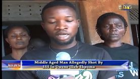 Middle Aged Man Allegedly Shot By SSS In Uwene Illeh, Ekpoma