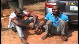 Police In Benin Arrest Car Snatchers From Ekiti State