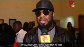 PRAIZ RECOUNTS HIS JOURNEY AFTER PROJECT FAME (Nigerian Entertainment News)