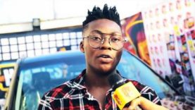 REEKADO BANKS RECEIVES HIS BRAND NEW CAR FOR WINNER OF THE HEADIES 2015 NEXT RATED CATEGORY