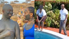 Regina Daniels Husband SHOCKS Nigerians At His Birthday Pool Party