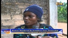 Woman Murdered By Grandson Over Ownership Of Late Mother's House