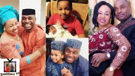 Actor Kenneth Okonkwo, Wife, Kids and Things you Probably don't know about Him