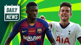 Coutinho AND Dybala to join Spurs? ► Daily News