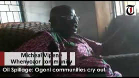 Ogoni fishermen, farmers lament continued effects of environmental pollution