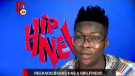 REEKADO BANKS HAS A GIRLFRIEND (Nigerian Entertainment News)