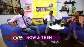 The Core with Mr. Oyebowale (Co-Owner 360Nobs) Now and then segment