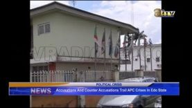 Accusations and counter accusations trail APC crises in Edo State
