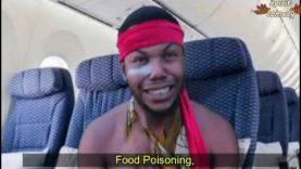 How different Countries react to plane crash (Xploit Comedy)