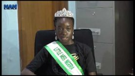 Little Miss Nigeria advocates for Child Rights Act