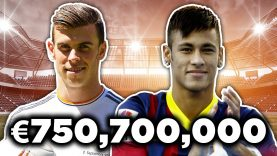 Most Expensive Footballers XI | Ronaldo, Bale & Buffon!