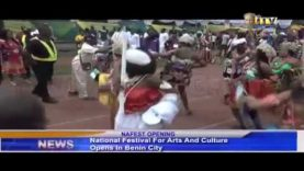 National Festival For Arts And Culture Opens In Benin City