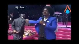Nigerian Female Pastor Asking Her Members To Give N21k To Receive Divine Intervention In 21 Days