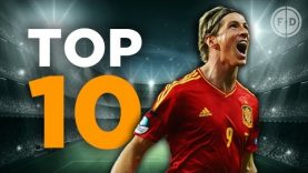 Top 10 Spain Goalscorers