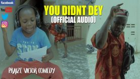 YOU DIDNT DEY (official audio)