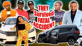15 Nigerian Celebrities Who Survived Fatal Car Accident