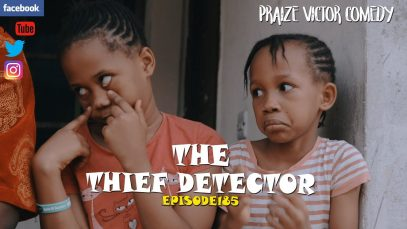 THE THIEF DETECTOR episode185