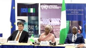EU steps up support for conflict victims in Nigeria