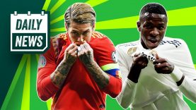 Is Zidane letting Vinicius go? Oblak wants OUT + Maguire off to Manchester? ►Onefootball Daily News