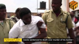 Sentenced to Death: Akolade Arowolo Slumps after Receiving Judgment in Court