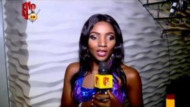 HEAR WHAT SIMI SAID ABOUT BEING THE SOLE ACT ON ADEKUNLE GOLD'S ALBUM (Nigerian Entertainment News)