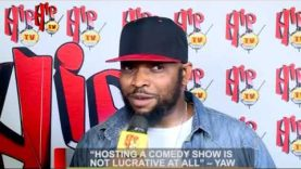 """""""HOSTING A COMEDY SHOW IS NOT LUCRATIVE AT ALL"""" – YAW (Nigerian Entertainment News)"""