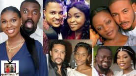 Top Ghanaian Actors and Their Beautiful Wives