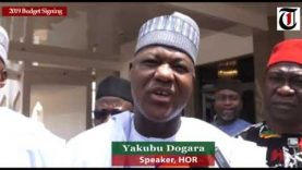 What we did to 2019 budget – Dogara
