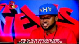 AVALON OKPE SPEAKS ON SOME CHALLENGES AS A VIDEO DIRECTOR (Nigerian Entertainment News)