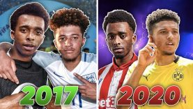 England U17 World Cup Winners – Where Are They Now?!